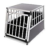 zoomundo Alu Transportbox Hundebox Reisebox...