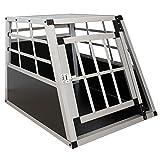 Sam´s Pet Alu Hundetransportbox M - 69×54×51 cm -...