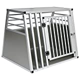 EUGAD Hundebox Autobox Transportbox Alubox Reisebox...