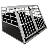 Sam´s Pet Aluminium Hundetransportbox Größe XL...