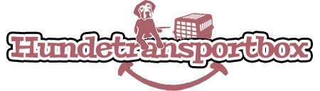 Hundetransportbox Logo