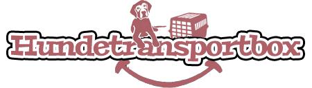 Hundetransportbox Logo